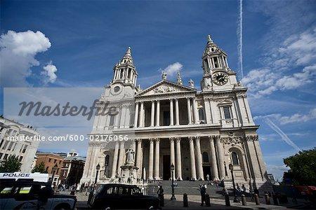 Cathédrale Saint-Paul, Londres, Angleterre