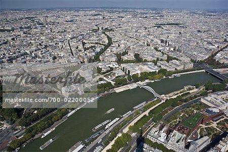 Bords de Seine, Paris, France
