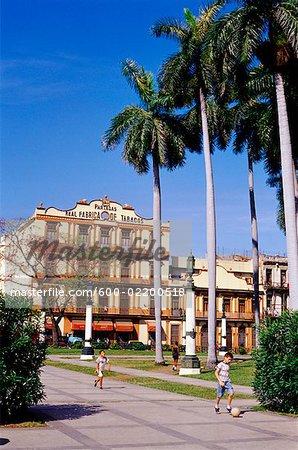 Partagas Cigar Factory, la Havane, Cuba