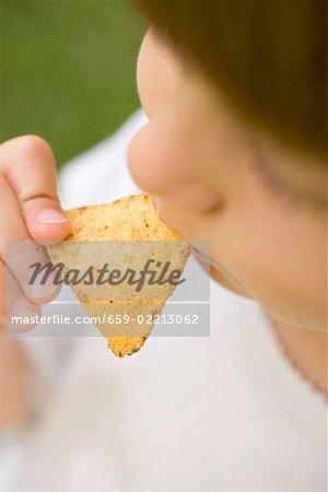 Croustille alimentaire enfant