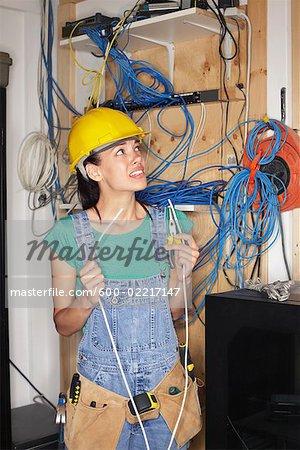 Female Contractor