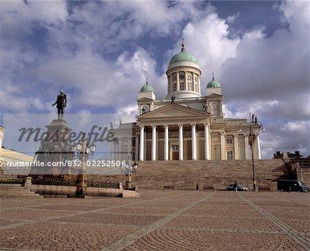 Helsinki Senate Square, Helsinki, Finland