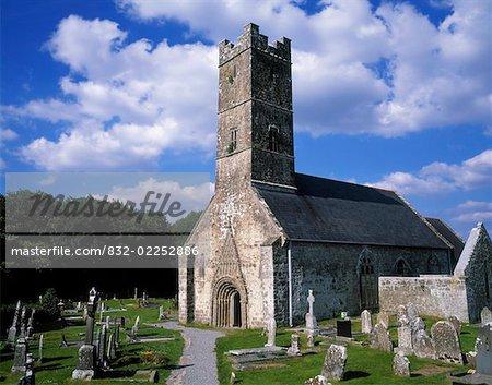 Cathédrale de Clonfert, Clonfert, Co Galway, Irlande