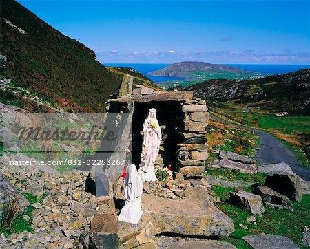 Mamore Gap, Inishowen Peninsula, Co Donegal, Ireland