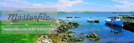 Roundstone, Connemara, co. Galway, Irlande