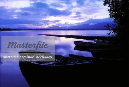 Lough Leane, co Kerry Killarney