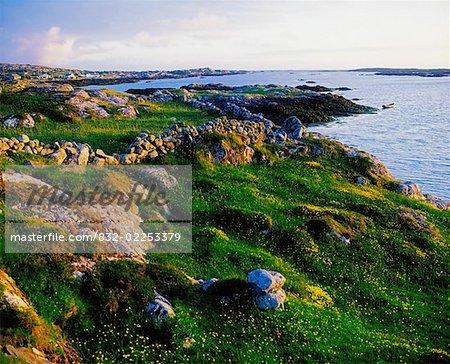 Co Galway, Connemara, Near Clifden