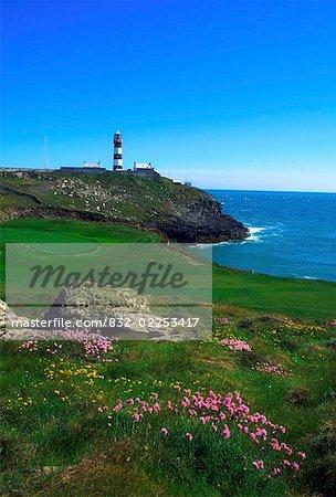 Old Head of Kinsale Lighthouse, Kinsale, Co Cork, Ireland