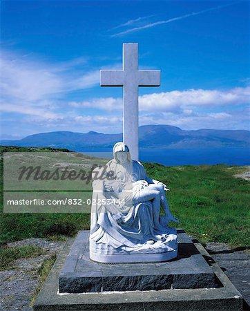 Pietà, Head, Co Cork, Irlande de Sheep