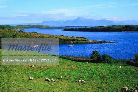 Clew Bay, Co Mayo, Ireland