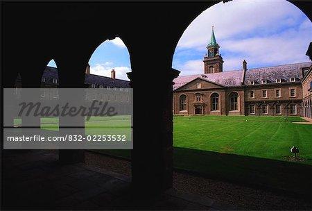 Royal Hospital Kilmainham, now the Irish Museum of Modern Art, Dublin, Co Dublin, Ireland