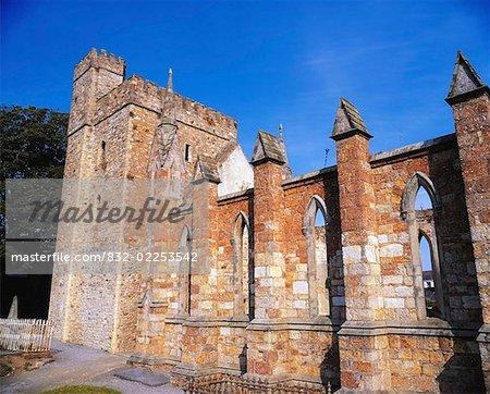 Abbaye de Selskar, Wexford, co. Wexford, Irlande