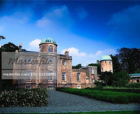 Observatoire d'Armagh, co. Armagh, Irlande, Institut de recherche en astronomie du XVIIIe siècle