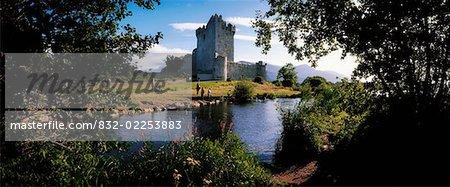 Co Kerry, Ross Castle, Killarney Lough Leane