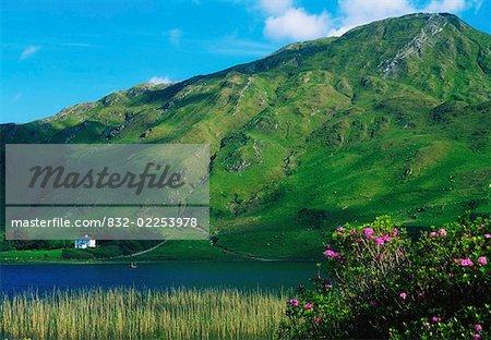 Co Galway, lac de Kylemore