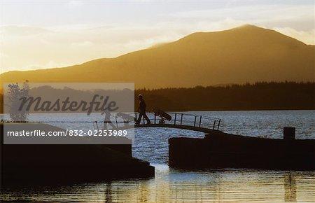 Golf, Killarney Golf Course, Lough Leane Co Kerry