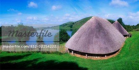 Celtic Archaeology, Lough Gur Co Limerick, Visitor Centre