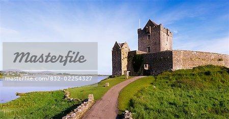 Co Galway, château de Dunguaire, Kinvara