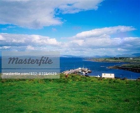 Kilkieran, Connemara, co. Galway, Irlande