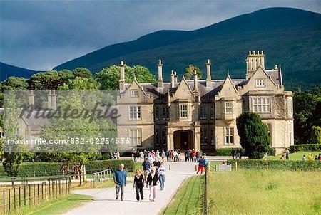 Muckross House, Killarney, County Kerry, Irland