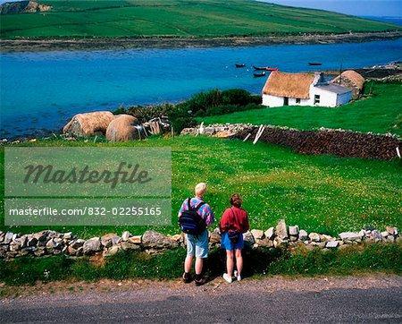 Clogherhead, Dingle Peninsula, Co Kerry, Ireland