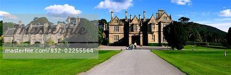 Muckross House, Killarney, County Kerry, Irland; Historisches Herrenhaus und estate