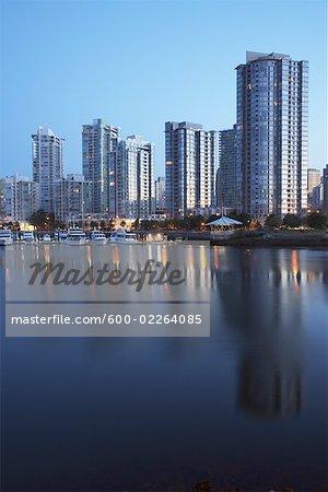 False Creek, Vancouver, British Columbia, Canada