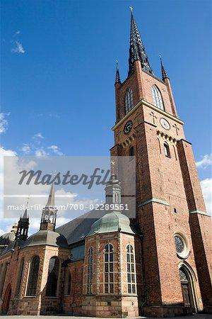 Greyfriars Abbey, Riddarholmen Church, Riddarholmen, Gamla Stan, Stockholm, Sweden