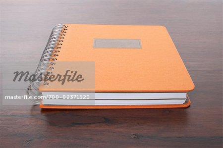 Nahaufnahme des Notebooks