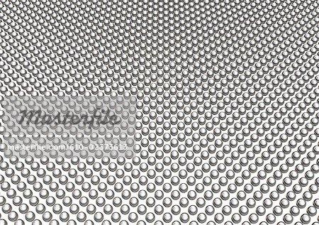 Digital creation: balls