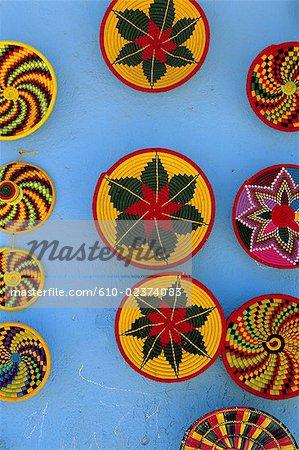 L'Éthiopie, l'artisanat de région, Axoum, Tigré