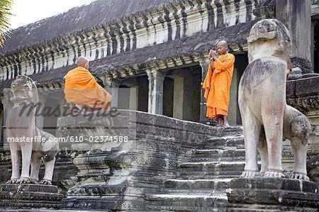 Cambodia, Angkor Vat.