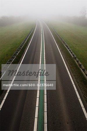 Foggy Road, Pays-Bas