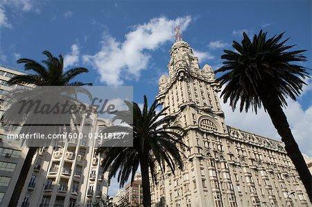 Place de l'indépendance, Montevideo, Uruguay