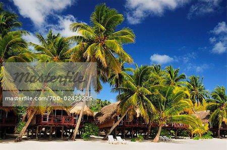 Paradise Cove, Aitutaki, Cook Islands, South Pacific