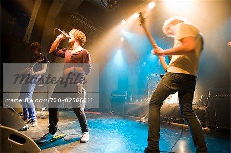 Rock Concert, Salzburger Land, Austria