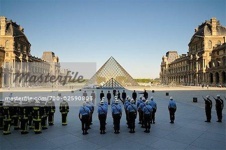Exposée au Musée du Louvre, Paris, France