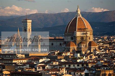 Duomo, Florence, Toscane, Italie