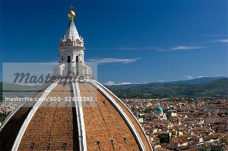 Duomo. Florence, Toscane, Italie