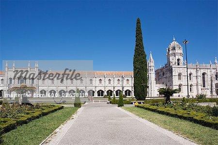 Mosteiro dos Jerónimos, Belem, Lisbonne, Portugal