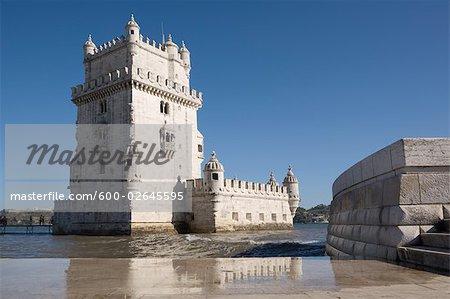 Tour de Belém, Belém, Lisbonne, Portugal
