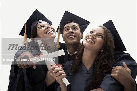 Amis de diplôme