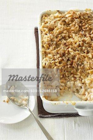 Makkaroni und Käse-Auflauf