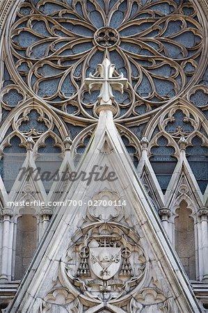 Saint-Patrick cathédrale, New York City, New York, USA