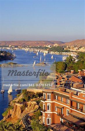 River Nile, Aswan, Egypt, North Africa