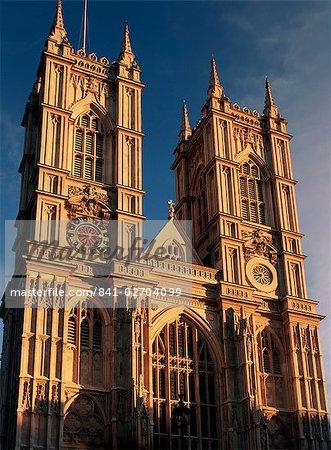 Abbaye de Westminster, Site du patrimoine mondial de l'UNESCO, Westminster, Londres, Royaume-Uni, Europe
