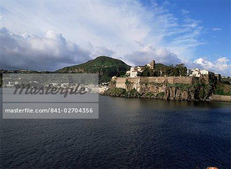 Lipari, îles (îles éoliennes) Eoliennes, Italie, Méditerranée, Europe
