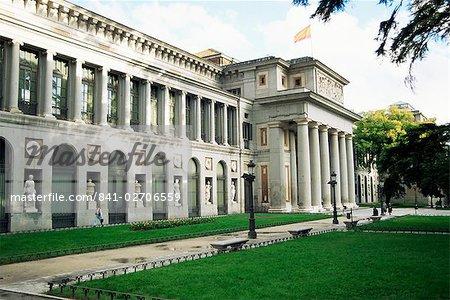 Du musée El Prado, Madrid, Espagne, Europe