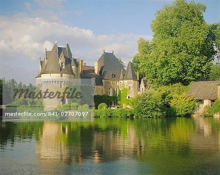 Bazouges Chateau et la Loire, Sarthe, Pays de la Loire, vallée de la Loire, France, Europe