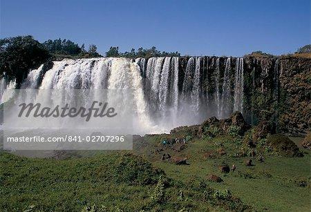 Tississat (Blue Nile) Falls, Bahar Dar, Ethiopia, Africa
